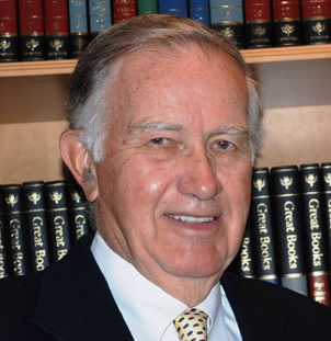 Judge James F. Davis (Former) U.S. Court of Claims, Washington, D.C.